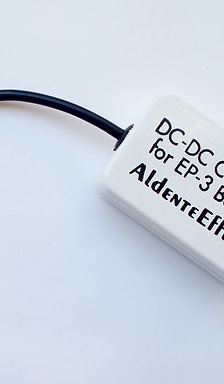 DC-DC Converter for EP-3 Booster