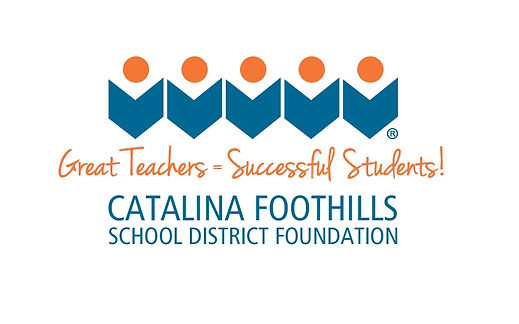 Great Teachers = Successful Students!  Catalina Foothills School District Foundation