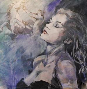 Fellini's La Dolce Vita, Anita Ekberg I