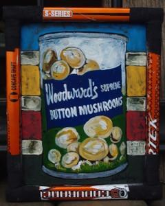 Woodwards Mushrooms