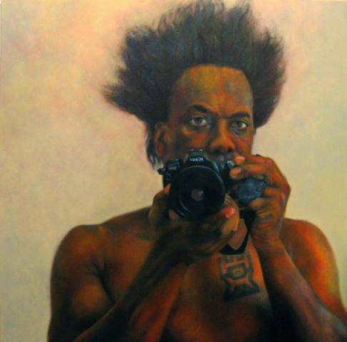 Portrait of a Self-Portrait