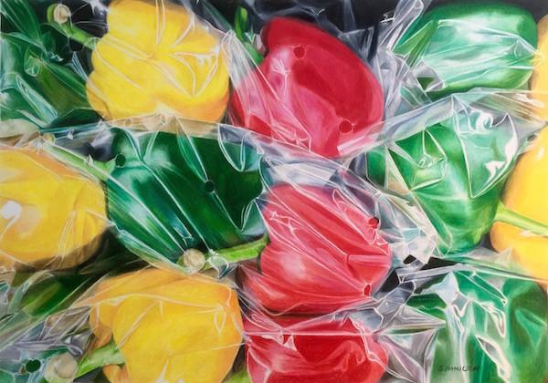Pepper Colours
