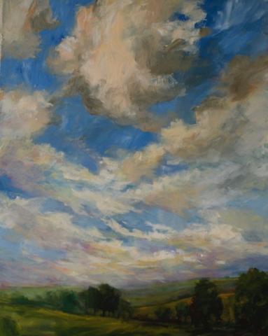 Ol'Buttermillk Sky