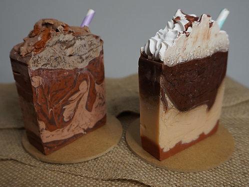 Caramel Milkshake Soap Bar