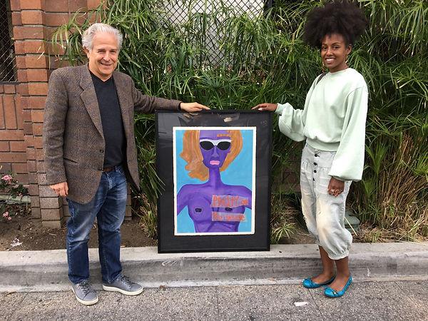 Art Collector. Author. Neil Cohen .jpg