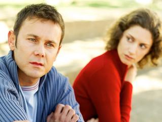 A válás férfi oldala