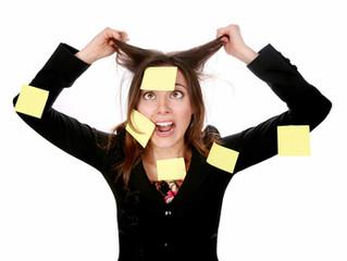 Szabaduljon meg a stressztől 3 egyszerű lépésben