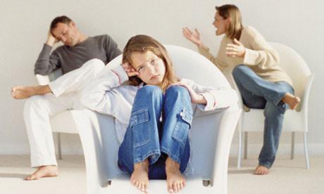 A válás lélektana