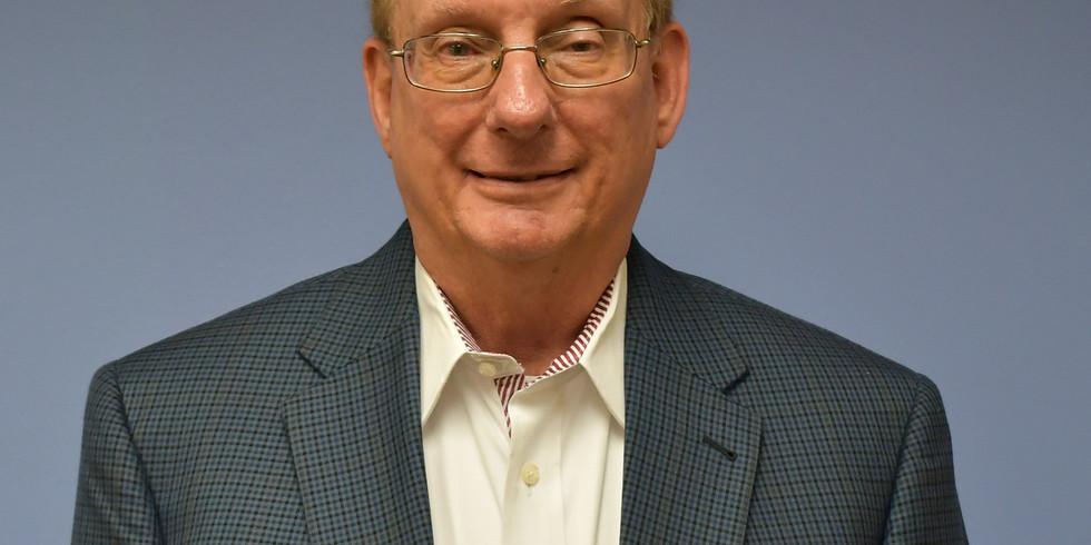 Guest Speaker - Dr. Mark Robinson