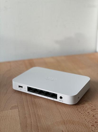Cisco Meraki Go GX20 Firewall