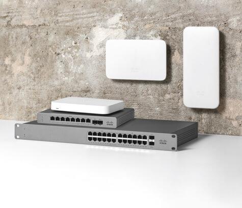 Cisco Meraki Go Starters bundel