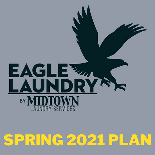 Spring 2021 Laundry Plan