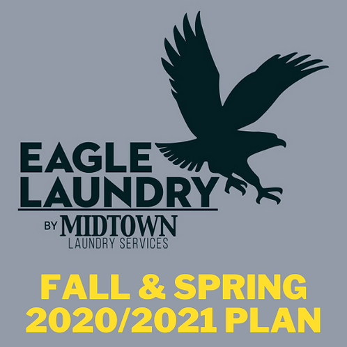 Fall & Spring Laundry Plan