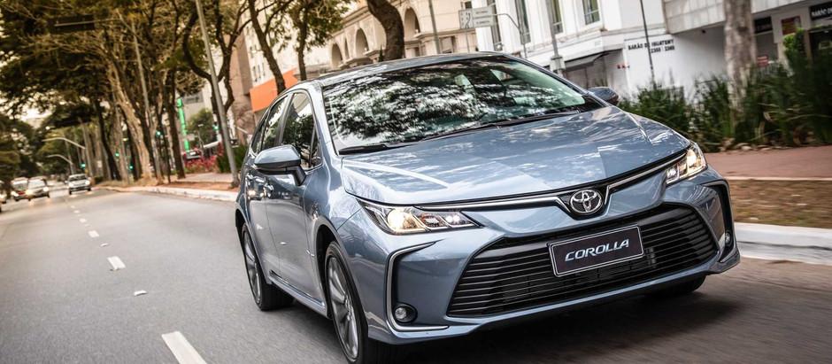 Conheça os carros mais vendidos da história