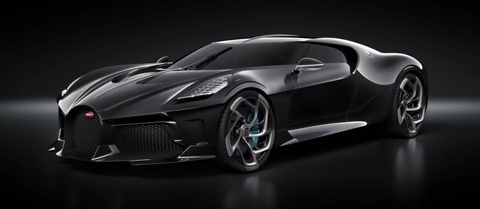 Saiba mais sobre os 5 carros mais caros do mundo