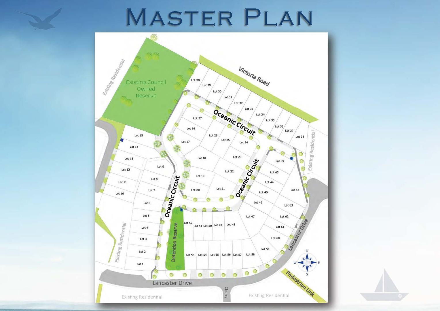 Oceanic  North Haven Master Plan