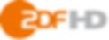 ZDF HD Branded company logo