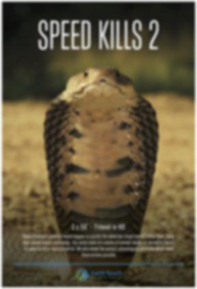 SPEED KILLS - DARK UNDERWORLD