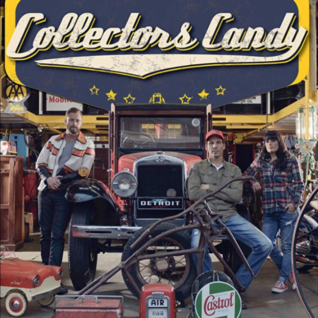COLLECTORS CANDY (2018)