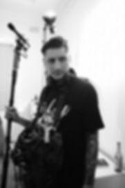 Cristobal Penailillo. Audio engineer ad location recordist.