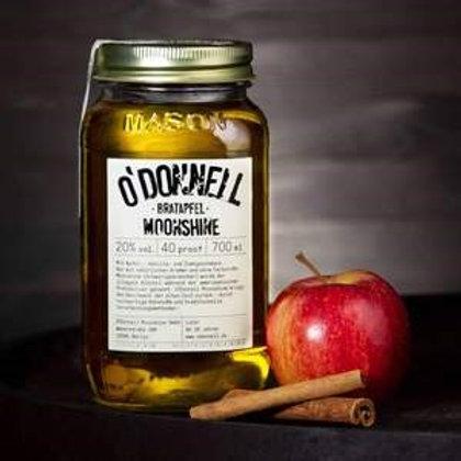 "O'Donnell Moonshine Likör ""Bratapfel"" (20% vol.) 350ml"