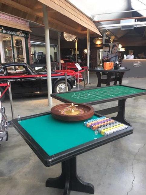 Miete Roulette Casino Tisch