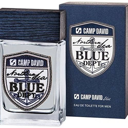 """Camp David - Eau de Toilette """"blue"""", 100 ml"""