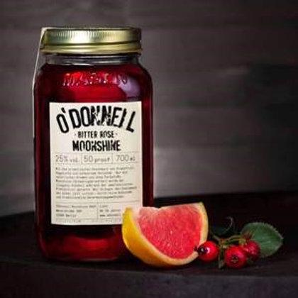 """O'Donnell Moonshine Likör """"Bitter Rose"""" (25% vol.) 350ml"""