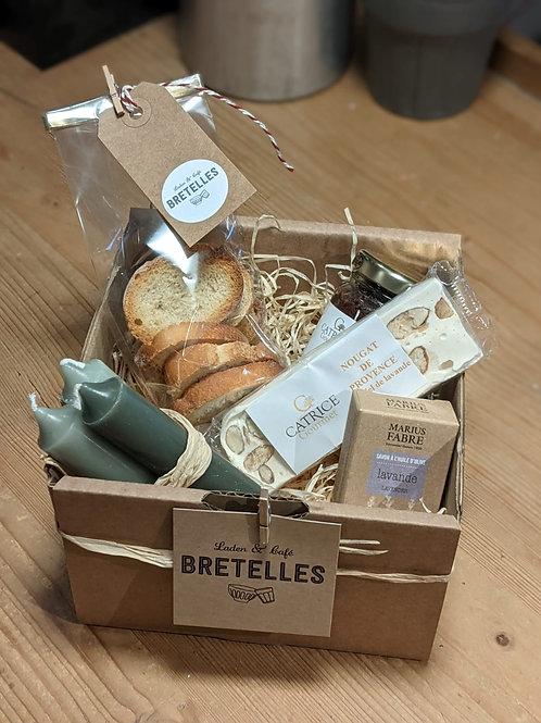 "Geschenkkorb ""Provence mini"" by Bretelles Ladencafé"