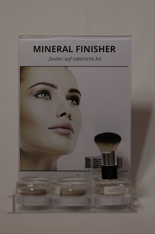 AND Mineral Make up