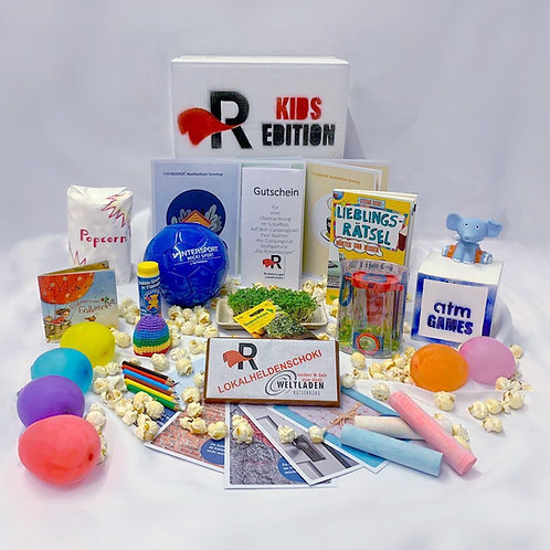 Heldenbox Special Kids Edition