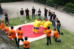 Azubi Camp Teambuilding