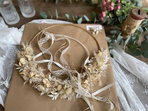Loop Trockenblumen by blütenmanufaktur