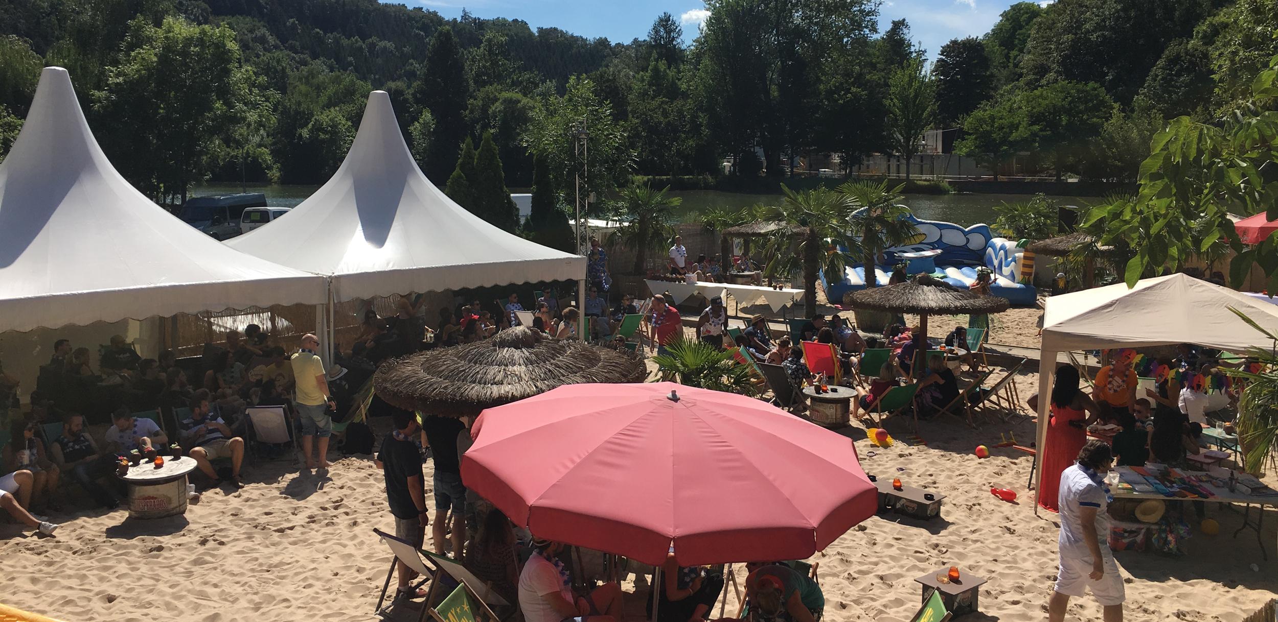 Ambiente Beach Bar