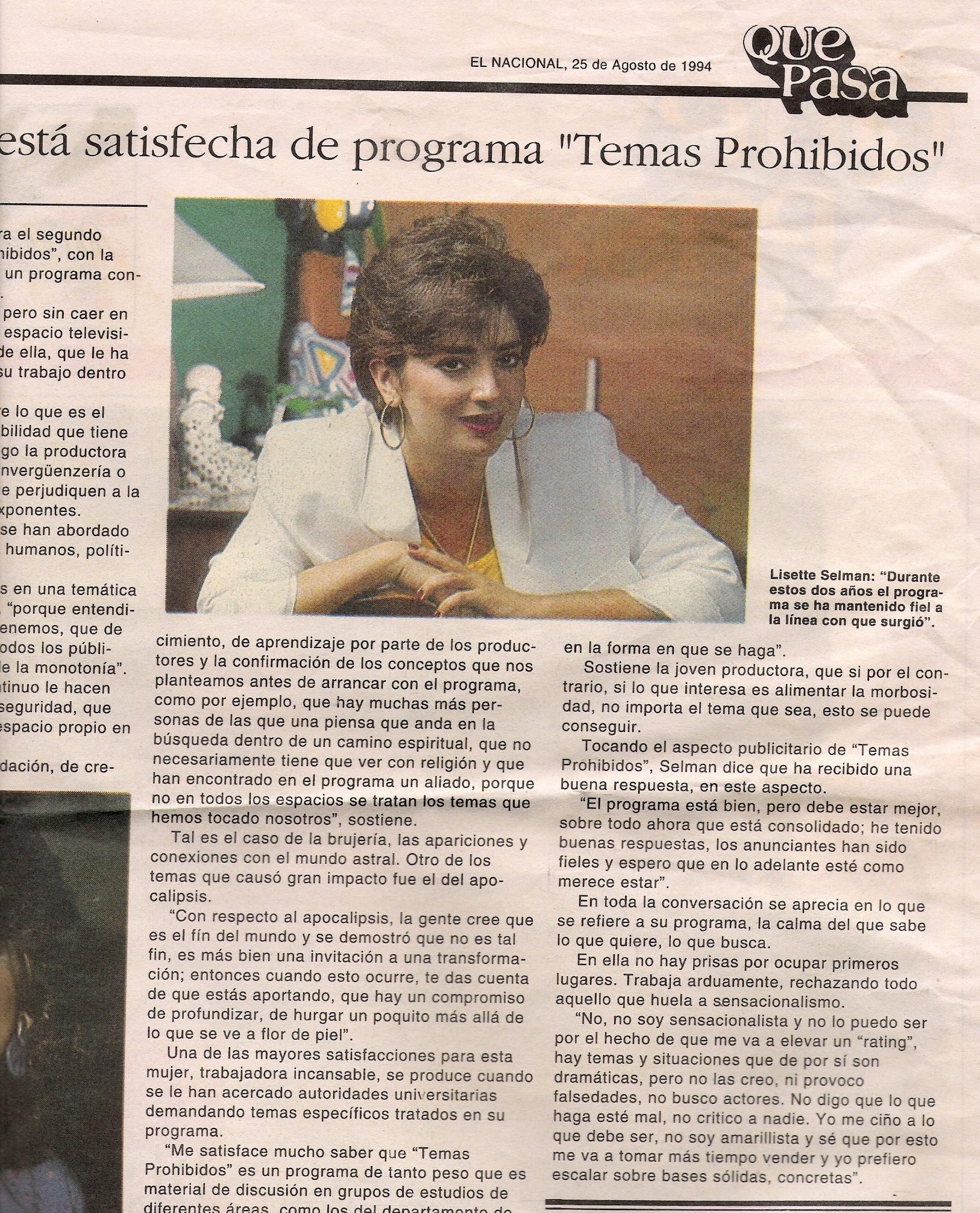 Ago 25, 1994.2 El Nacional.jpg