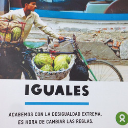 Instagram - En @Oxfam para escuchar datos sobre desigualdad económica, una reali