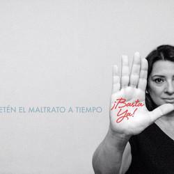 Instagram - Paremos la violencia! #BastaYa!  Día Internacional de la No Violenci