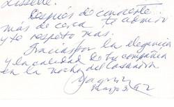 Nota de Yaqui Núñez del Risco
