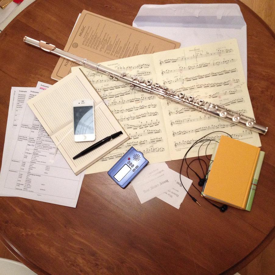 Annemarie-Burnett Musik