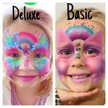 Deluxe vs basic image.