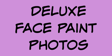 Deluxe face paint photos