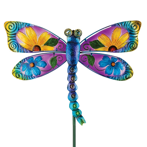 Butterfly/Dragonfly Yard Stake