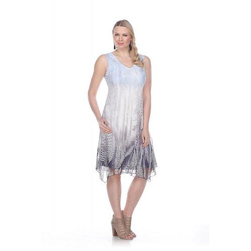 Ombre Pastel Tank Dress