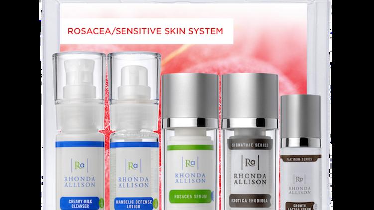 Rosecea/Sensative Skin System