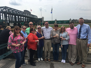 2018 Spring outing at Keeneland