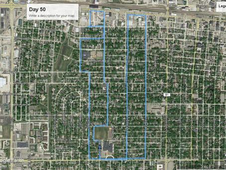 RunEveryStreet Day 50