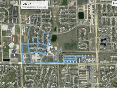 RunEveryStreet Day 77