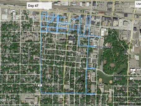 RunEveryStreet Day 47
