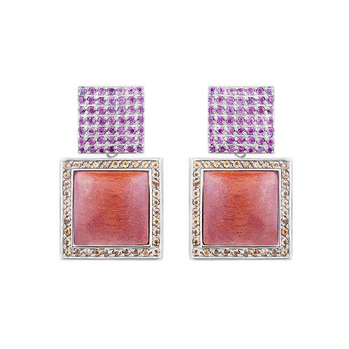 Quadratum Earrings