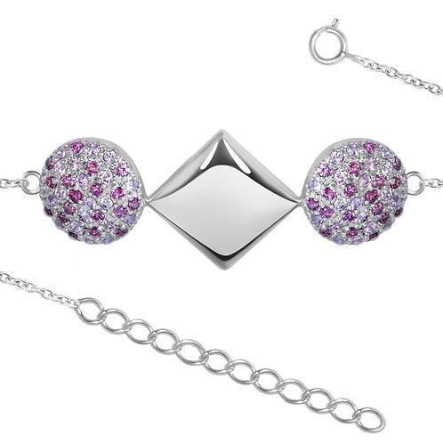 Quadratum Whirl Bracelet